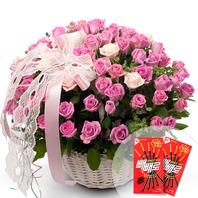 핑크빛 로맨스사랑